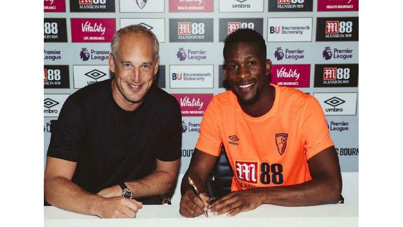 Jefferson Lerma es nuevo jugador de Bournemouth
