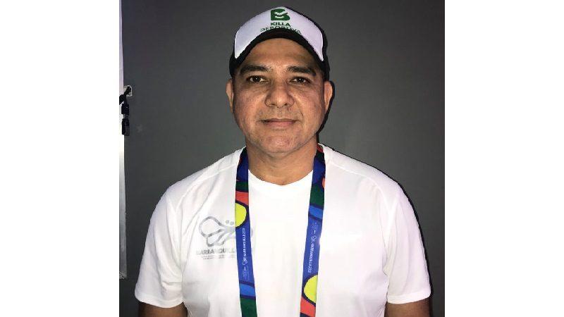 José Luis Álvarez Serrano, nuevo secretario distrital de Recreación y Deportes, de Barranquilla