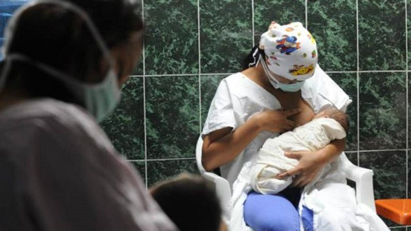 Lactancia materna, derecho fundamental de cada niño