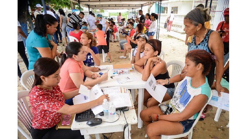 Oficina del Sisbén de Soledad atendió 304 consultas con descentralización del servicio