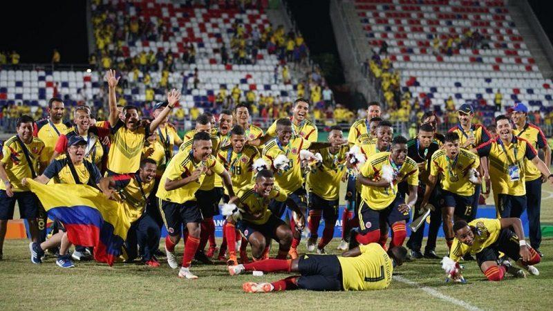 Selección Colombia, campeón en los Juegos Centroamericanos y del Caribe