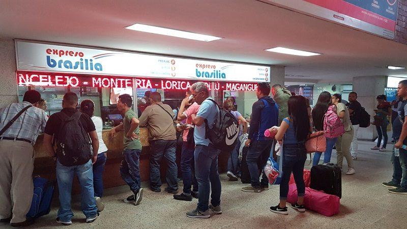 Ventas de tiquetes de Brasilia y Unitransco crecieron durante los Centroamericanos