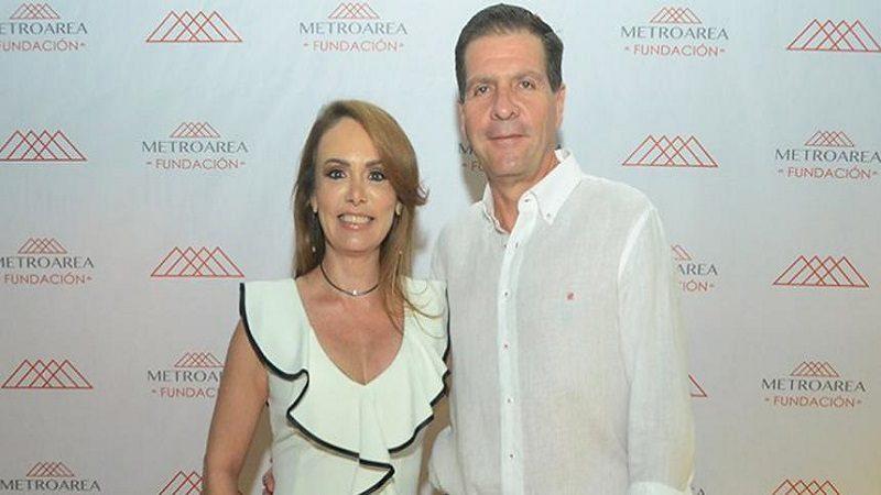 Aparece Katya Barros, esposa de empresario 'Fito' Acosta
