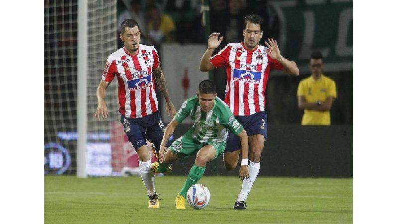 Con pésimo arbitraje Junior cayó 0-1 ante el Nacional