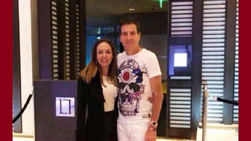Desaparecen el empresario 'Fito' Acosta y su esposa Katya Barrios