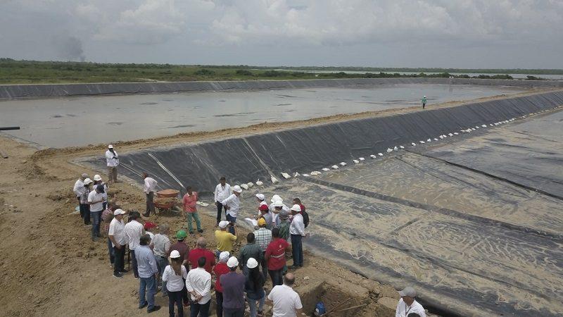En 50% avanzan obras de Planta de Tratamiento de Aguas Residuales de Malambo