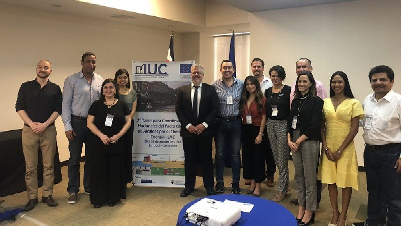 En taller del Pacto Global de Alcaldes por el Clima y la Energía, Barranquilla mostró sus avances