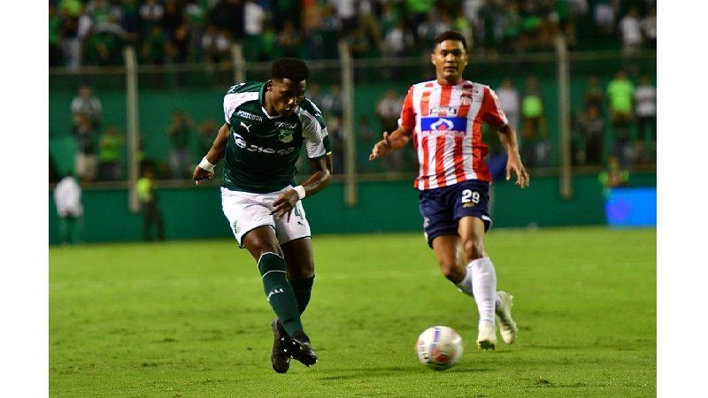 Junior de visitante perdió 0-1 ante el Deportivo Cali