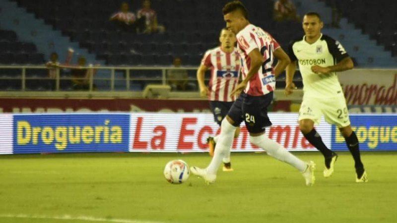 Junior no pudo con Nacional, empató 0-0 en el Metropolitano