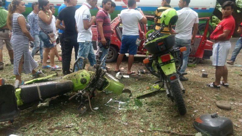 Un muerto y tres heridos deja operativo de la Policía en Nueva Colombia