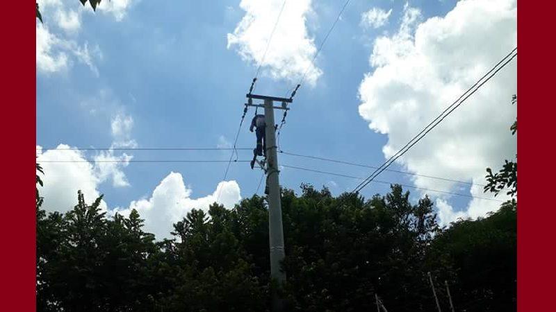 Hombre muere electrocutado cuando manipulaba redes eléctricas en Malambo