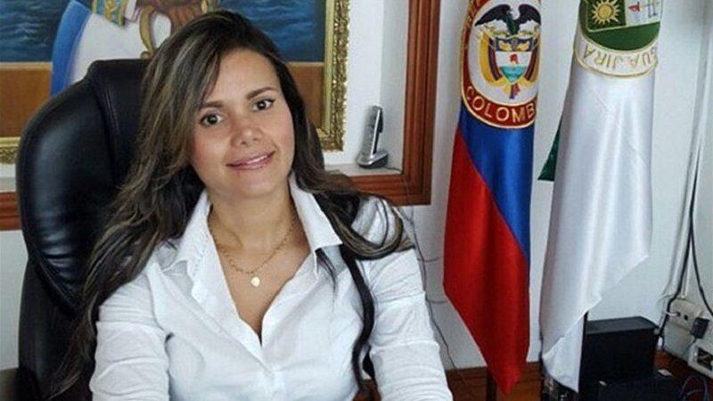 Presidente Duque designa a Alexa Yamina Henríquez como Alcaldesa de Riohacha
