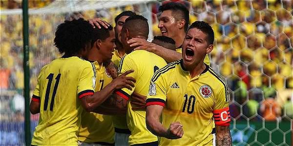 seleccion colombia futbol