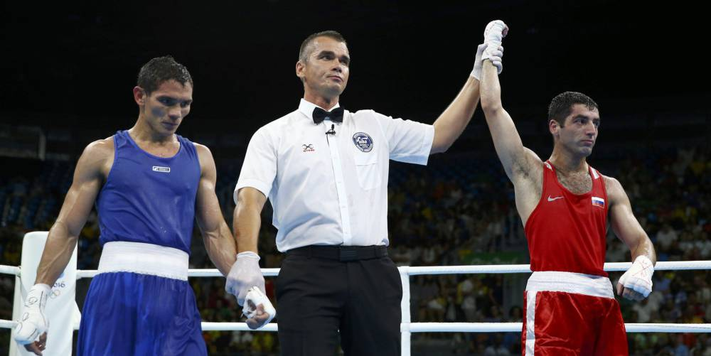 boxeo olimpicos