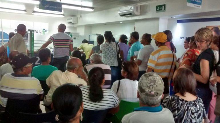 cafesalud pacientes barranquilla