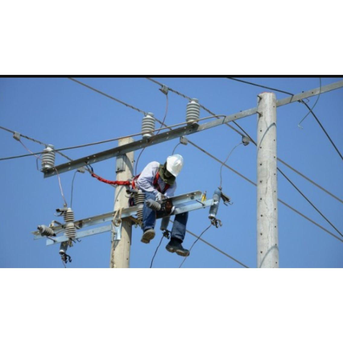 electricaribe trabajos redes 2