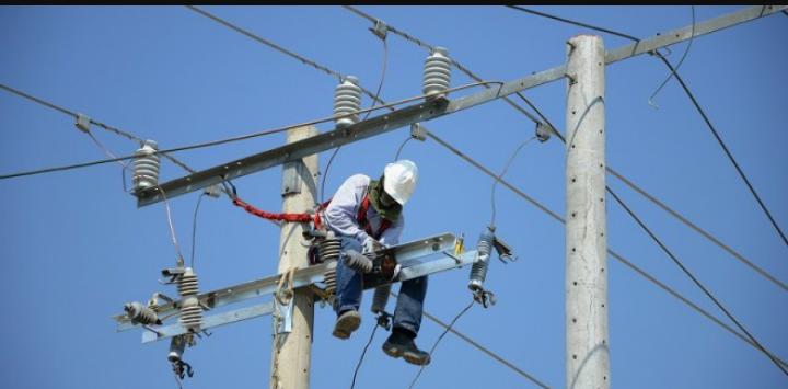 electricaribe trabajos redes