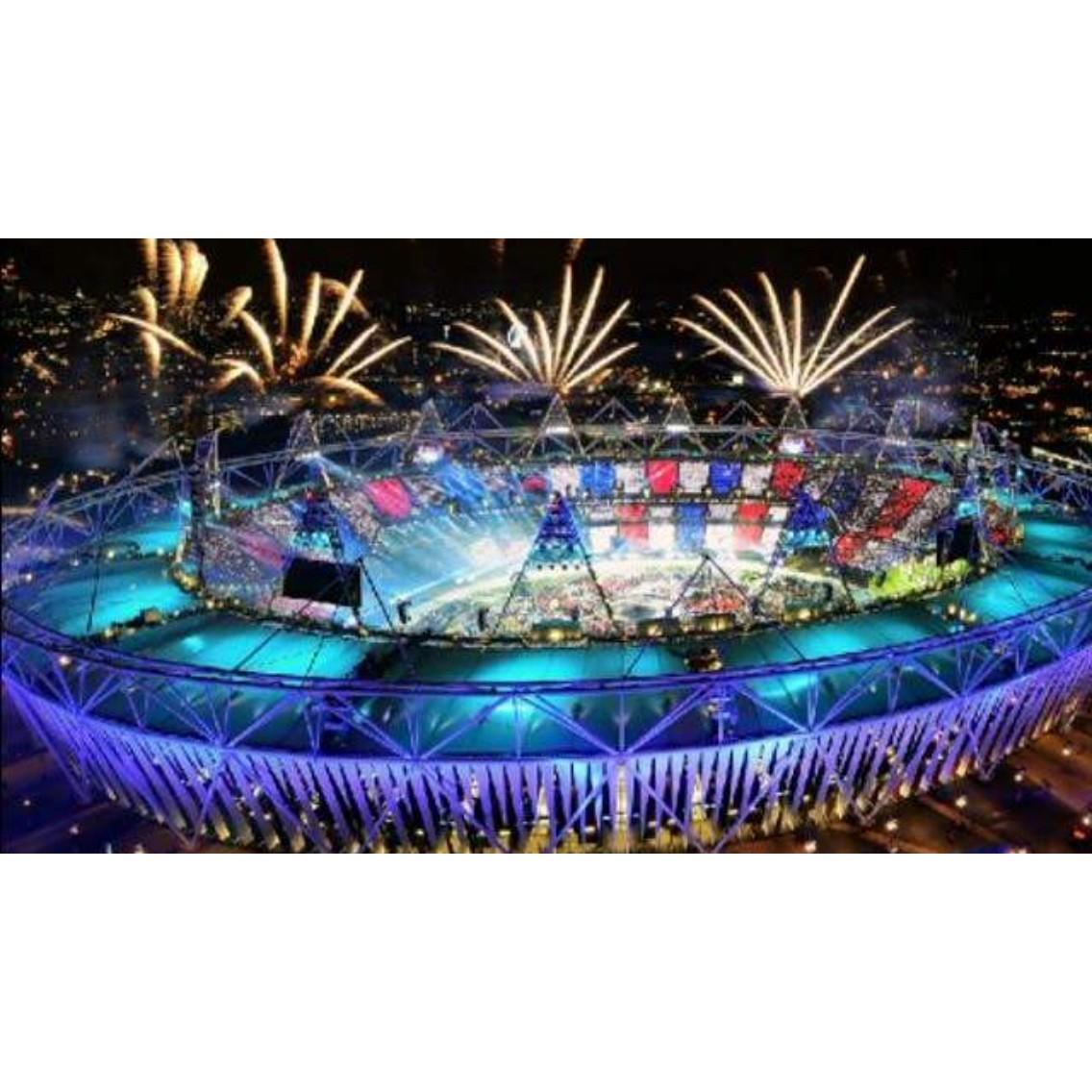 inauguracion olimpicos 2
