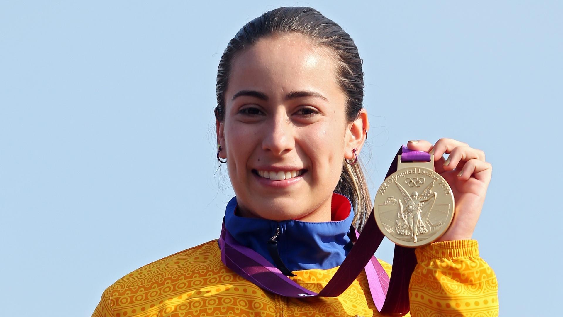 mariana pajon medalla oro olimpicos