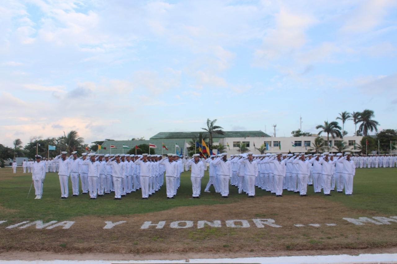 marineros nuevos