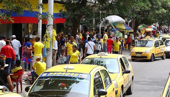 movilidad partido colombia