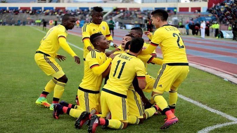 Colombia Vs Uruguay Sub 20: Este Lunes, Colombia Vs. Venezuela En El Sudamericano Sub
