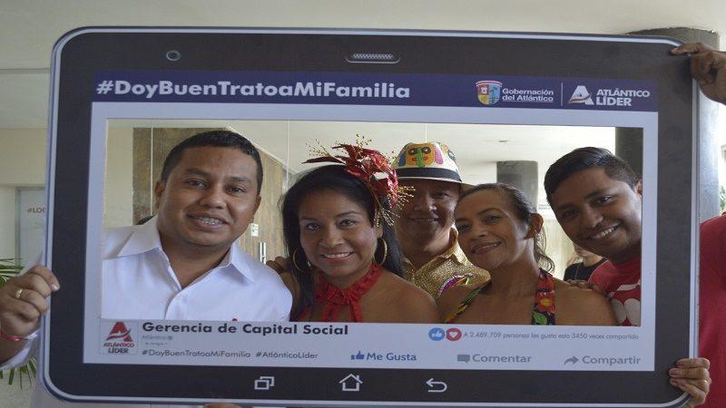 Lanzan Carvana del Buen Trato en Familia (3)