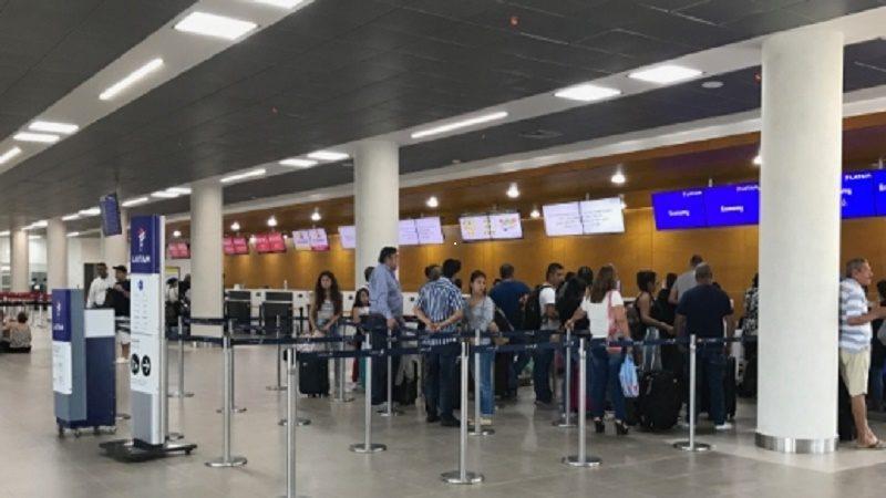 aeropuerto santa marta