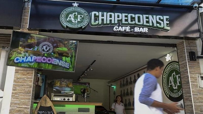 cafe bar chapecoense