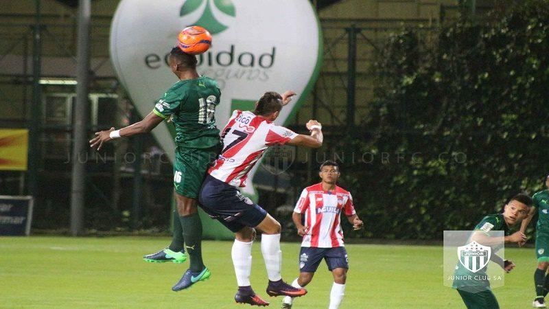junior equidad 1-0