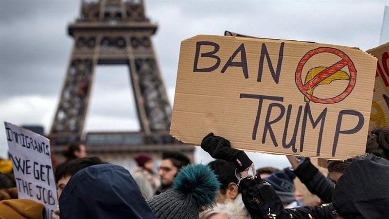 protestas paris