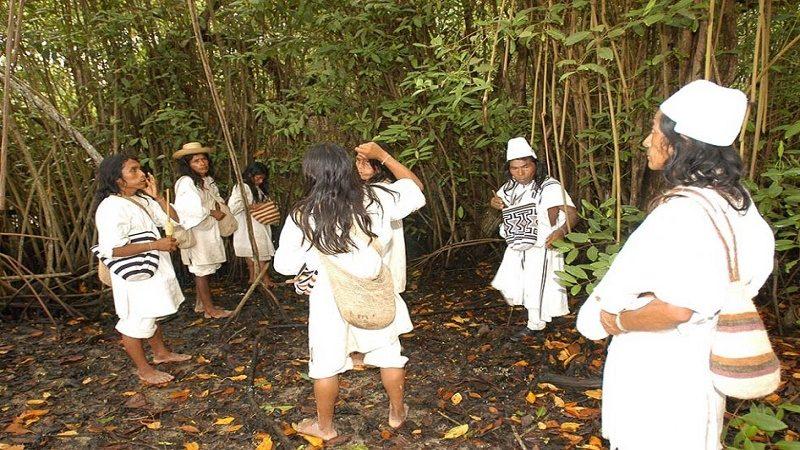 indigenas enfermos