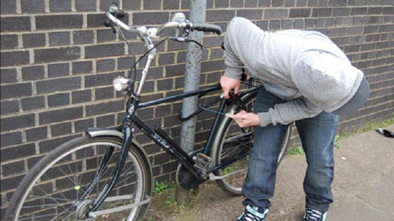 robo bicicleta
