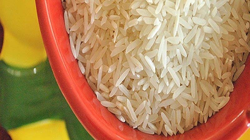 arroz de plastico