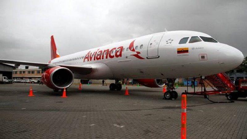 avion avianca