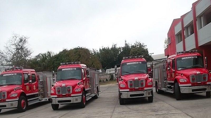 bomberos barranquilla