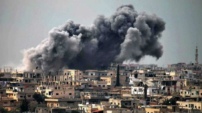 Al menos 35 muertos dejan bombardeos en Siria