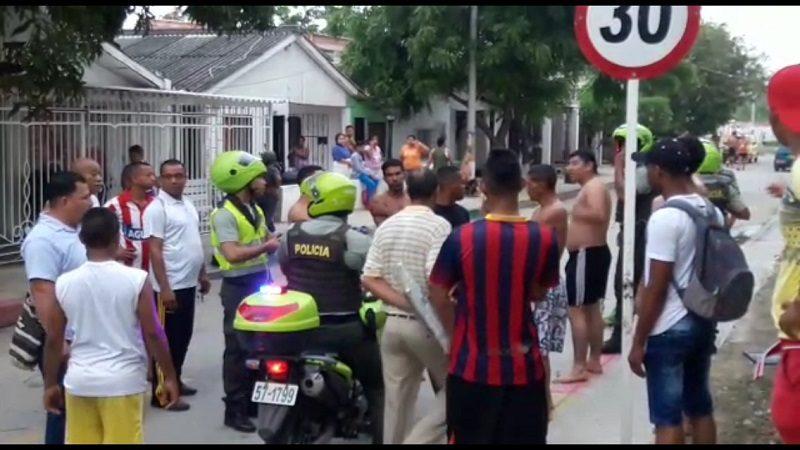 Alerta en Policía y Fiscalía por amenaza de 'plan pistola' en Barranquilla para este jueves