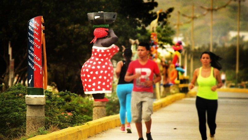 Amplían y restauran el Malecón del Arte y turístico de Puerto Colombia, Atlántico