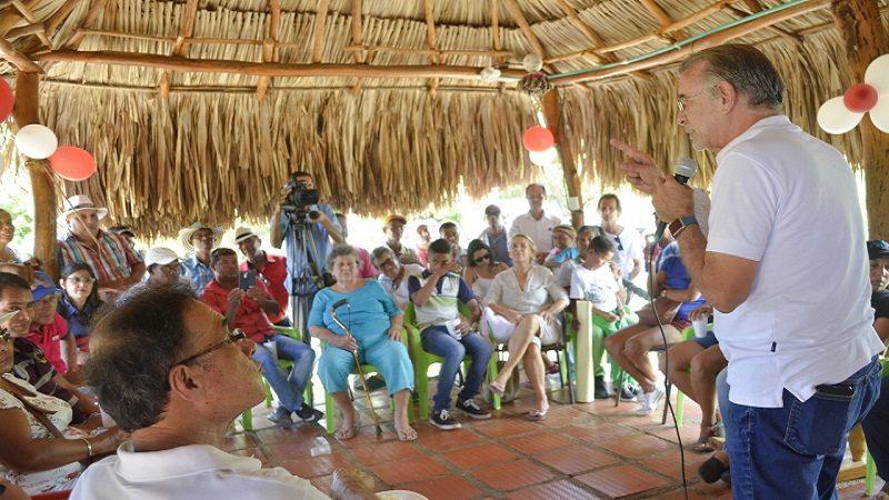 Ampliación de acueducto costero llegará a Punta Astilleros, El Cerrito y Bocatocino