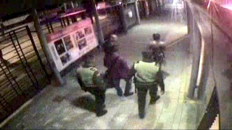 Así fue la captura del hombre que mostraba sus genitales en buses de Transmetro