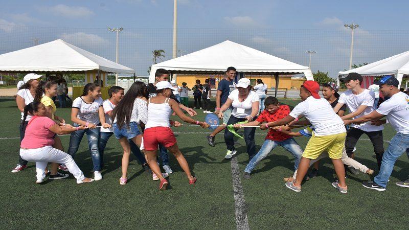 Así se celebró el 'Día de la Familia' en Barranquilla