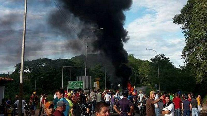 Asesinan a joven de 19 años en medio de disturbios en Barinas, Venezuela