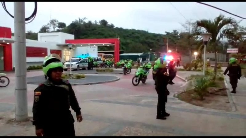 Atacan a tiros a Comandante de la Policía de un corregimiento de Luruaco