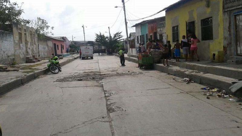 Bala perdida mata a niña de 12 años en el barrio San Roque
