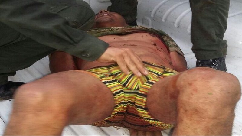 Capturan a presunto delincuente que hirió a un Intendente de la Policía en Luruaco