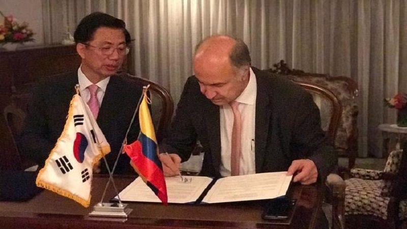 Colombia y Corea del Sur intercambian experiencias en materia de Justicia