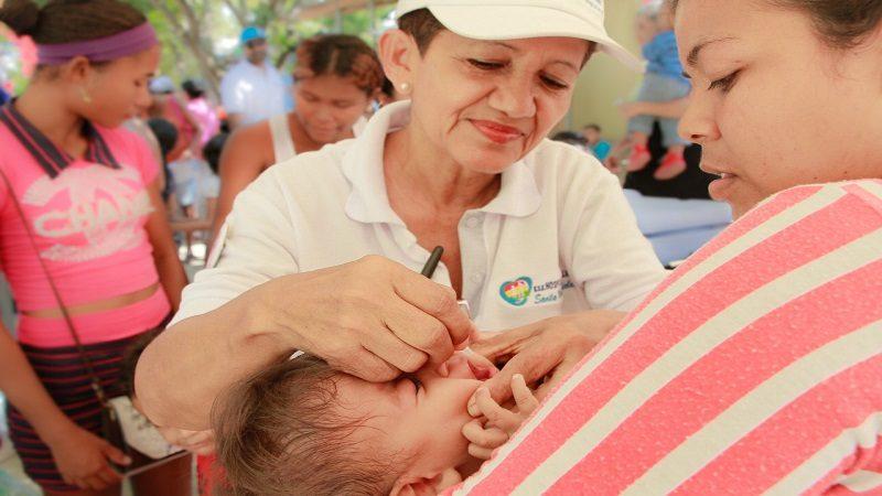 Desde este sábado, en Atlántico vacunarán a 31 mil niños contra la influenza