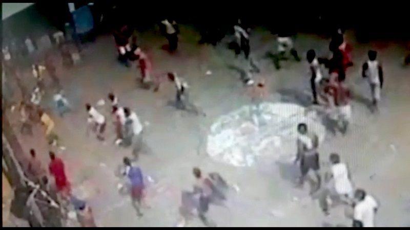 Dos bandas se enfrentaron dentro de la cárcel Modelo de Barranquilla