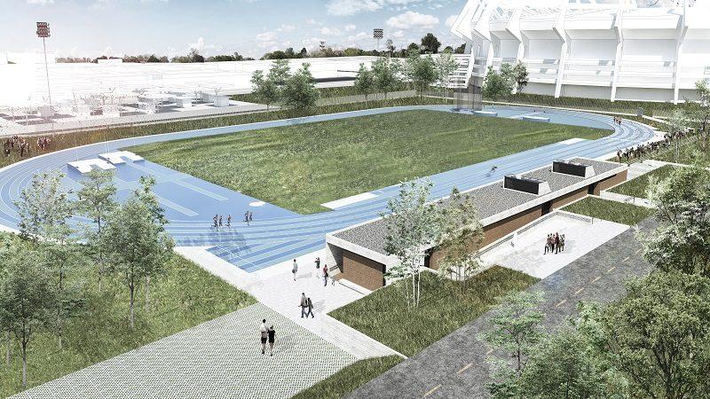 Este miércoles, alcalde Char da inicio a obras del nuevo Estadio de Atletismo de Barranquilla